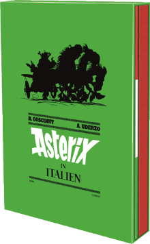 Artbook: Asterix in Italien