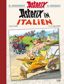 Luxusedition: Asterix in Italien